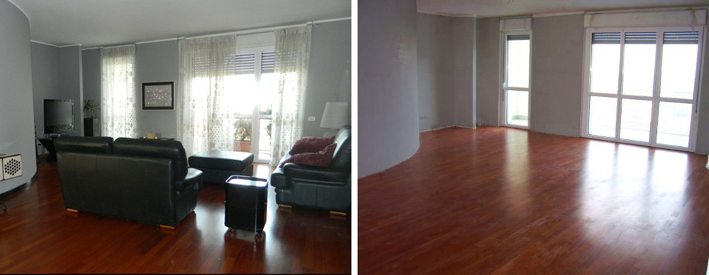Sgombero appartamento a Milano